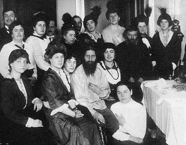 Rasputin-sarayda