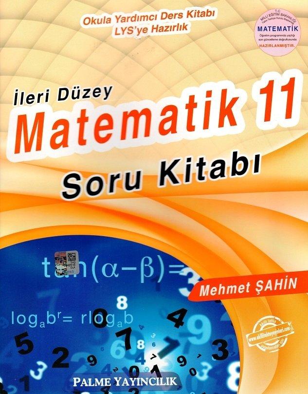 Palme Yayınları 11.Sınıf Matematik Soru Bankası