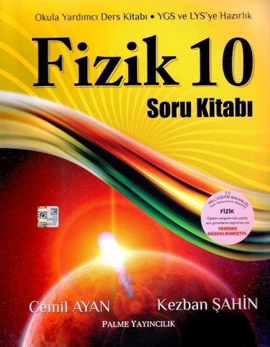 Palme Yayınları 10.Sınıf Fizik Soru Bankası