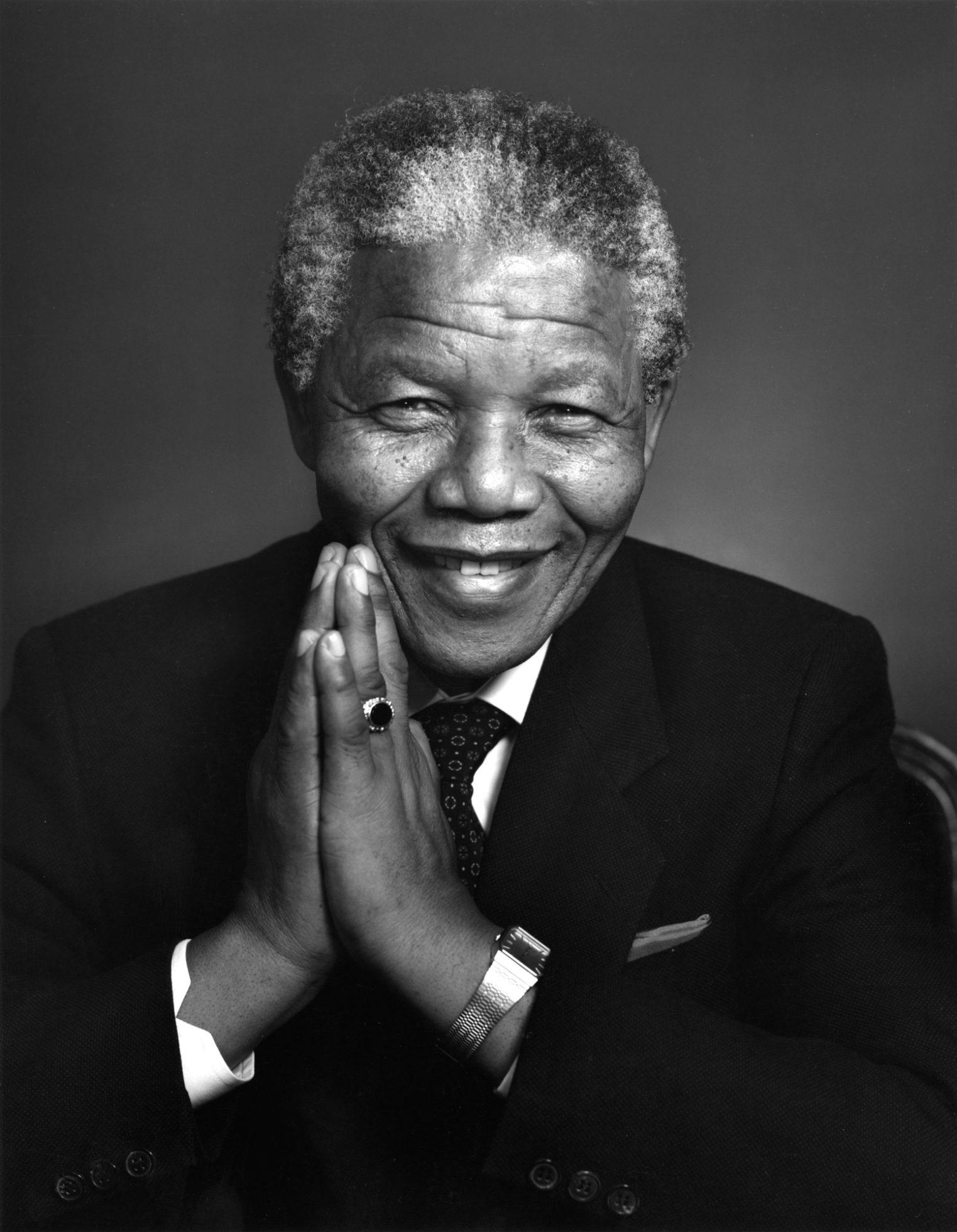 Nelson Mandela Kimdir?