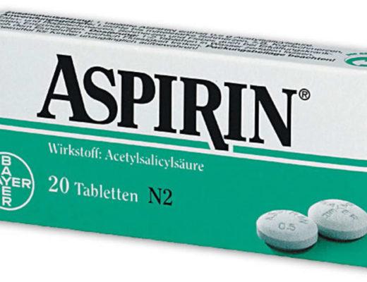 Aspirin Yapımı