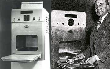 Mikrodalga Fırın Nasıl Bulundu?