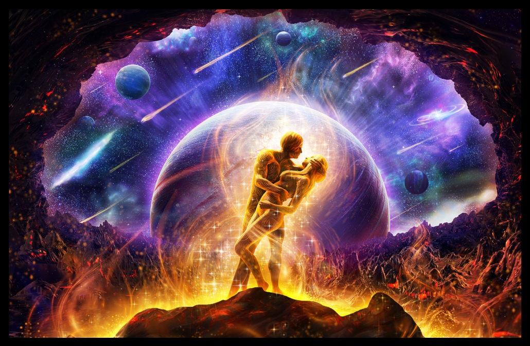 Evrenin Ruh Eşinizi Seçmesi ve Kozmik Evlilik
