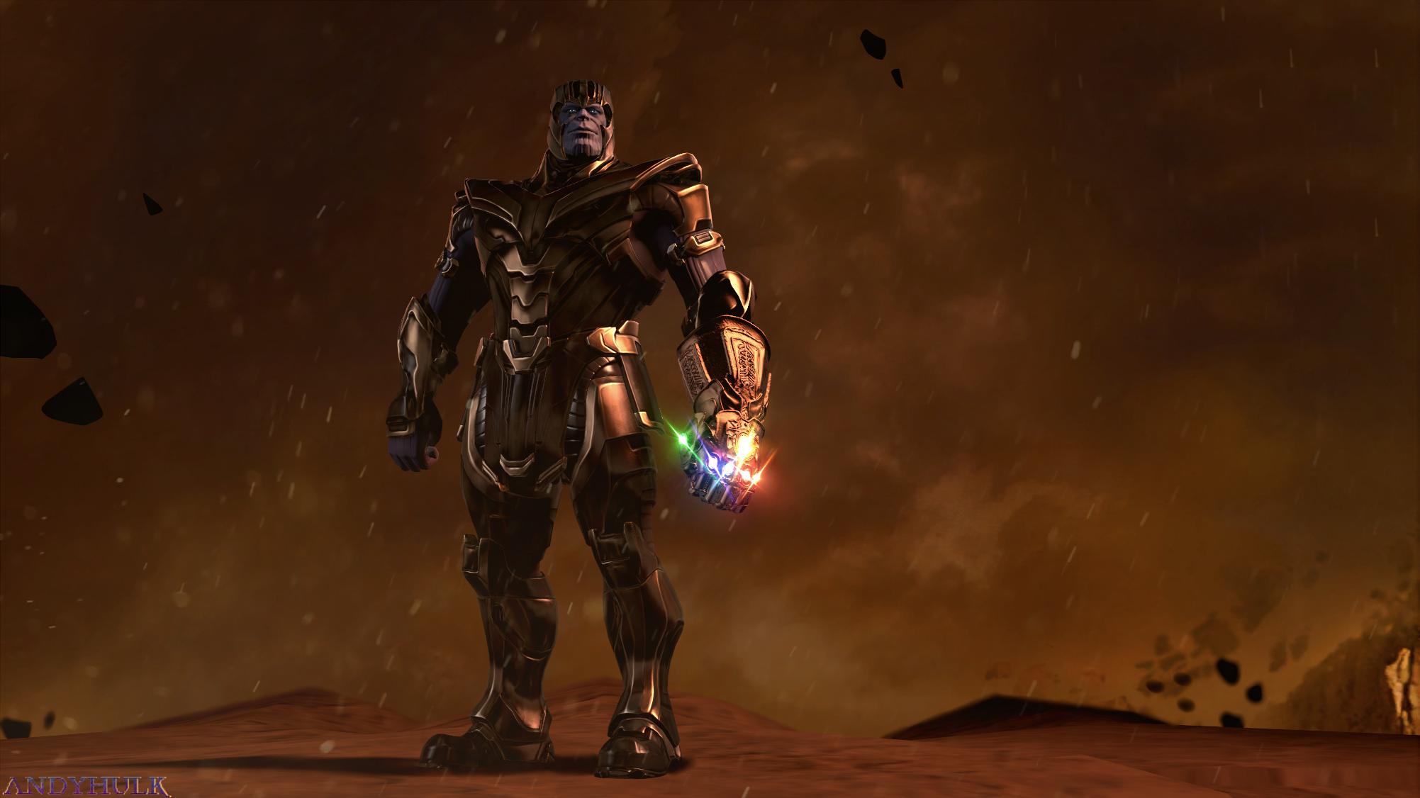 Thanos Kimdir?